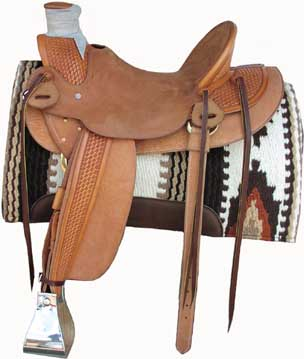 Saddle 723 is a 3B with a 16 1/2