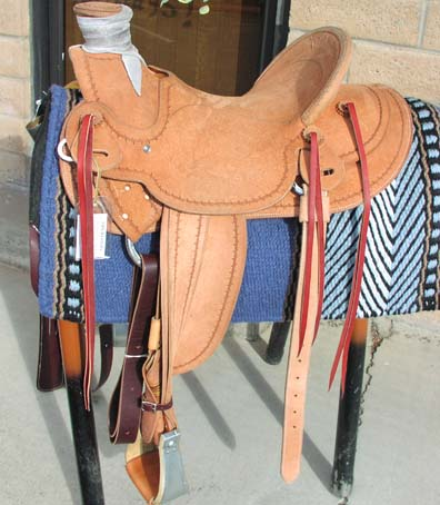 This TIPS 3B saddle is made on a 3B 11