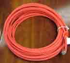 Try our new Red Poly. This rope has been very well received.