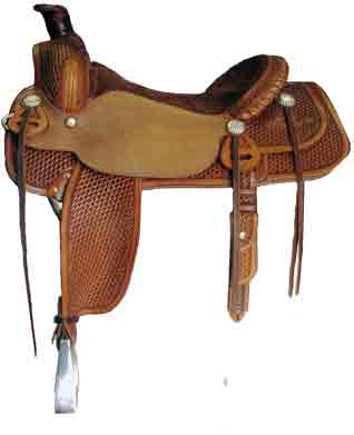 Tips Reiner Saddle insures a close feel with your horse. All of our custom saddles fit horses and allow them to flex when you want them to. Let us help you with your order today.
