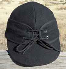 TIPS BLACK RAILROAD CAP