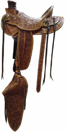 Call 1-800-547-8477 in the USA and ask for Ken Tipton to order your new saddle. This full carved Wade saddle has 28