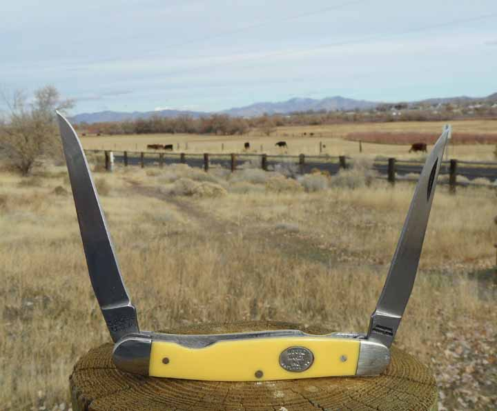 Muskrat knife similar to The Cow Cutter